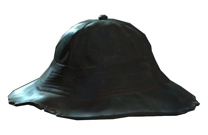 87a3930d6 Old fisherman's hat (Far Harbor) | Fallout Wiki | FANDOM powered by ...