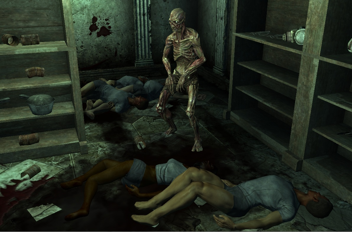 TenpennyCorpses. TenpennyCorpses. The storage room ... & Metro access u0026 generator   Fallout Wiki   FANDOM powered by Wikia