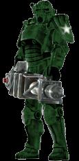 Xa3's Power Armour