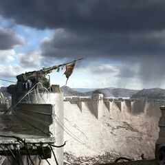 Hoover Dam concept art