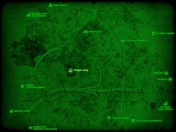 FO4 Уолден-понд (карта мира)