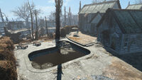 FO4 Fort Hagen (Recreation zone)