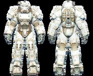 FO4 T-60 power armor winterized