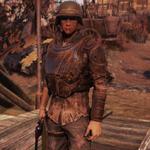 FO76WL Settler guard