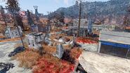 FO76 Abandoned bog town (south-west)