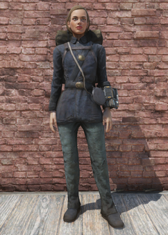 FO76 Union Uniform