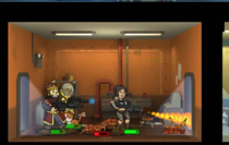 FOS - Quest - Wächter des Ödlands (Maulwurfsratten) - Kampf 5