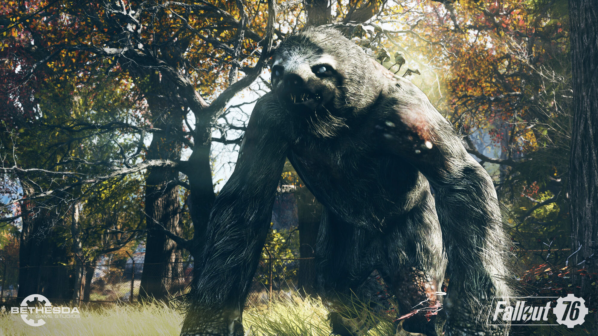 Image result for fallout 76 mega sloth