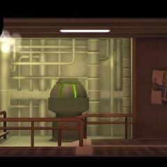Потрійна кімната першого рівня