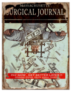 Massachusetts Surgical Journal 9