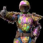 Atx skin armorskin metal bright l