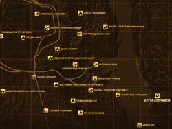 FNV Карта БУХТА ОЗЁРНИКОВ