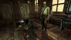 FNV Rex and Doctor Henry