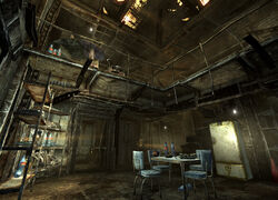 FO3 Billy Creel's house interior