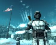 FO3 OA American soldier