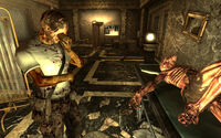 FO3 Underworld Chop Shop Steaks or meatballs, that is the question