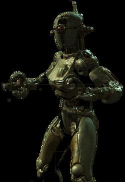 FO4 Assaultron