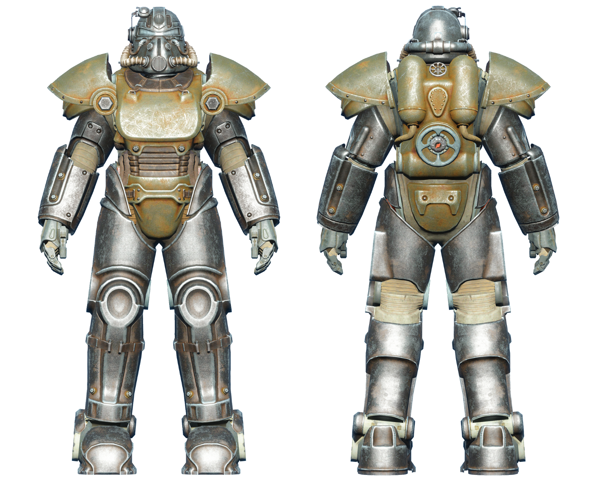 T 51 Power Armor Fallout 4 Fallout Wiki Fandom Powered By Wikia