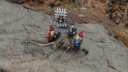 FO76 gnome beheading