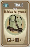 FOS Médico del yermo carta
