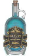 Fo76 Nukashine bottle