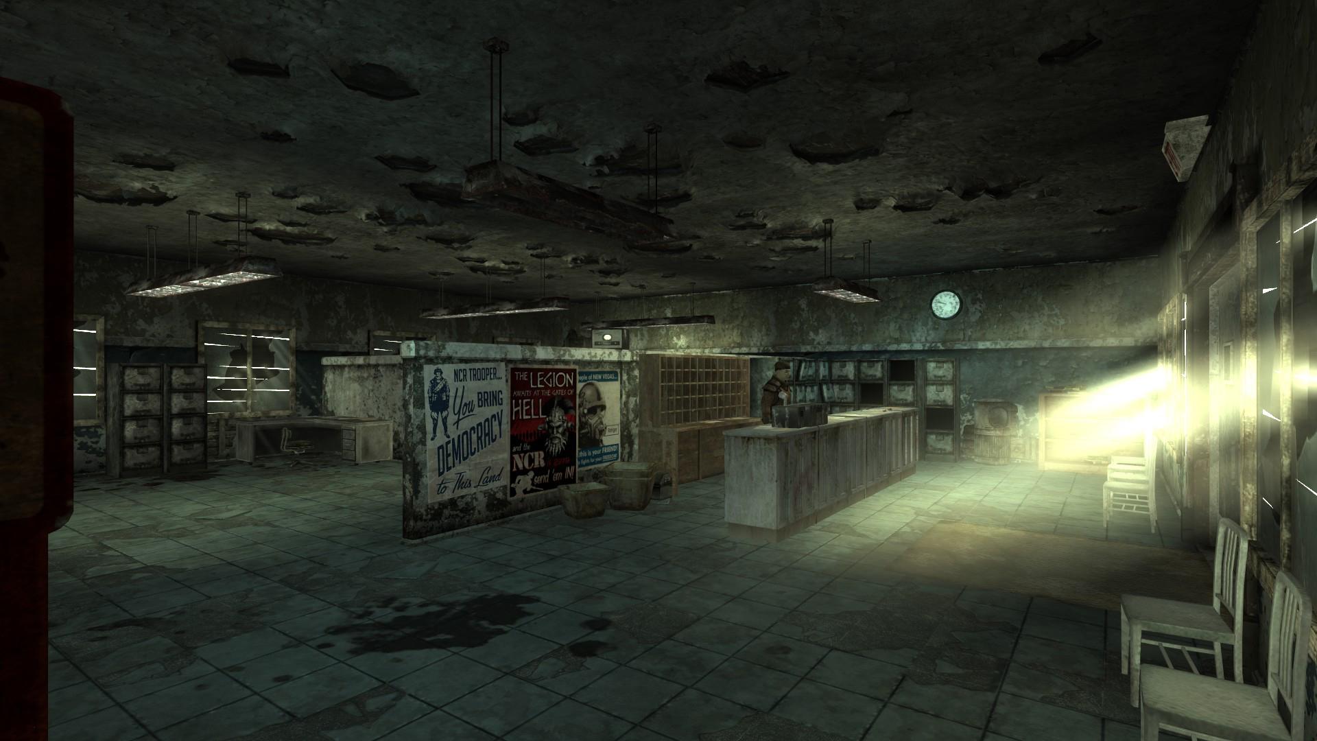 MO HQ interior