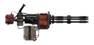 Minigun HighSpeed Motor