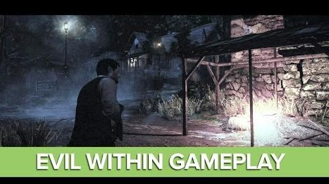 The Evil Within Gameplay Preview - Clair De Lune Will Never Be the Same