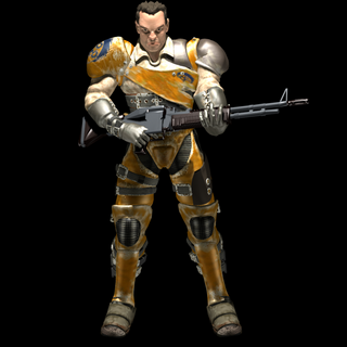 Midwestern Brotherhood leather armor render