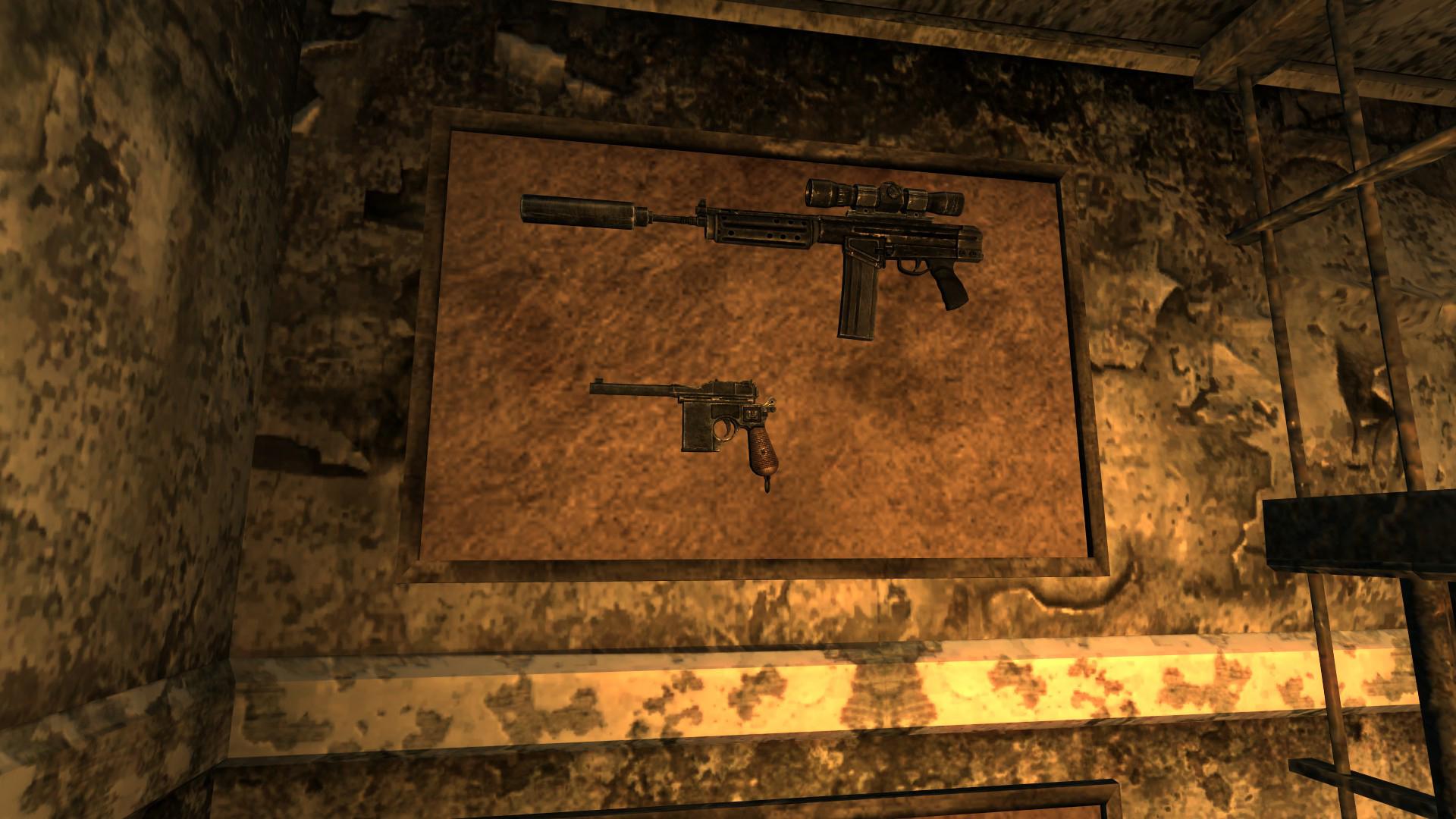 Chinese pistol Mick & Ralph's