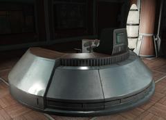 FO4VW Vault88 Overseers Desk