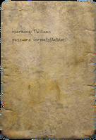 FO4 Bergman's Password Note