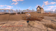 FO4 Eyebot in Commonwealth