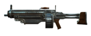 FO4 Ported assault rifle
