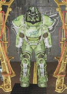 FO4 Vim refresh T-51 paint