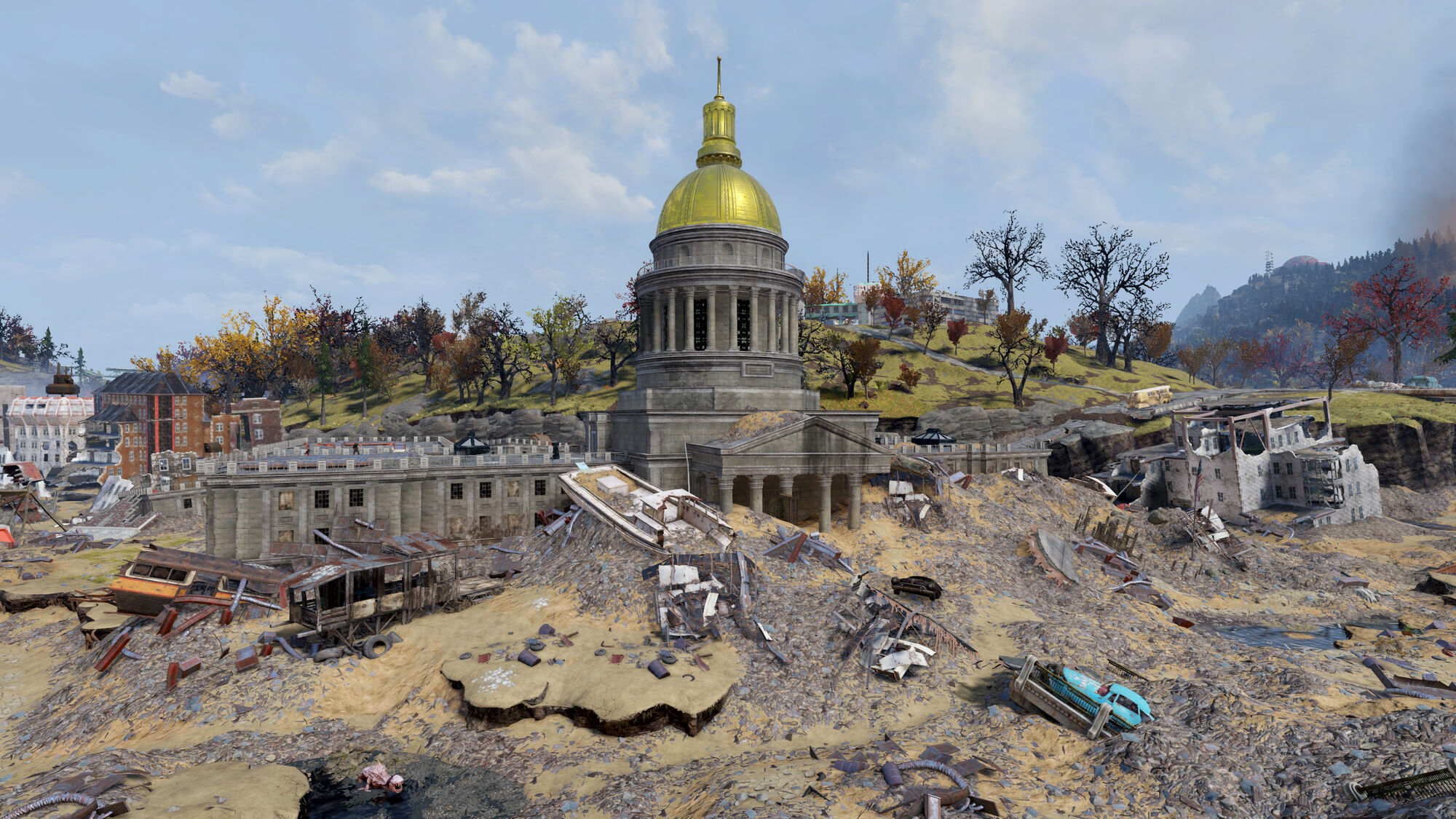 Charleston Capitol Building | Fallout Wiki | FANDOM powered