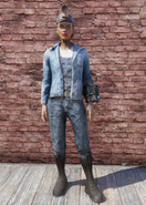 FO76 Pristine Miner Uniform