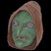Faschnacht witch mask