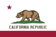 Flaga kaliforni