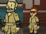 Personajes de Fallout Shelter