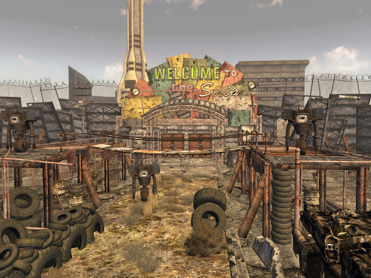 Fallout new vegas the strip key — pic 5