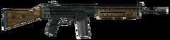 Winterized r91 assault rifle