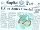 Аннексия Канады