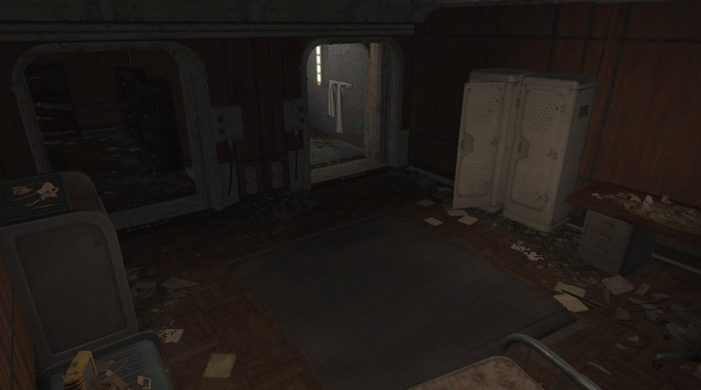 FO4-FarHarbor-Vault118-Overseer-Quarters