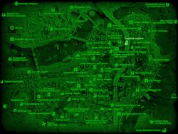 FO4 Садовая терраса (карта мира)
