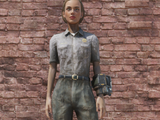 Ranger outfit (Fallout 76)