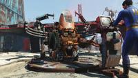 Fallout 4 Automatron pre-release 4