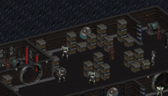 Fo1 Brotherhood supply guards