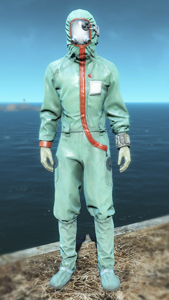 Fo4Cleanroom Suit