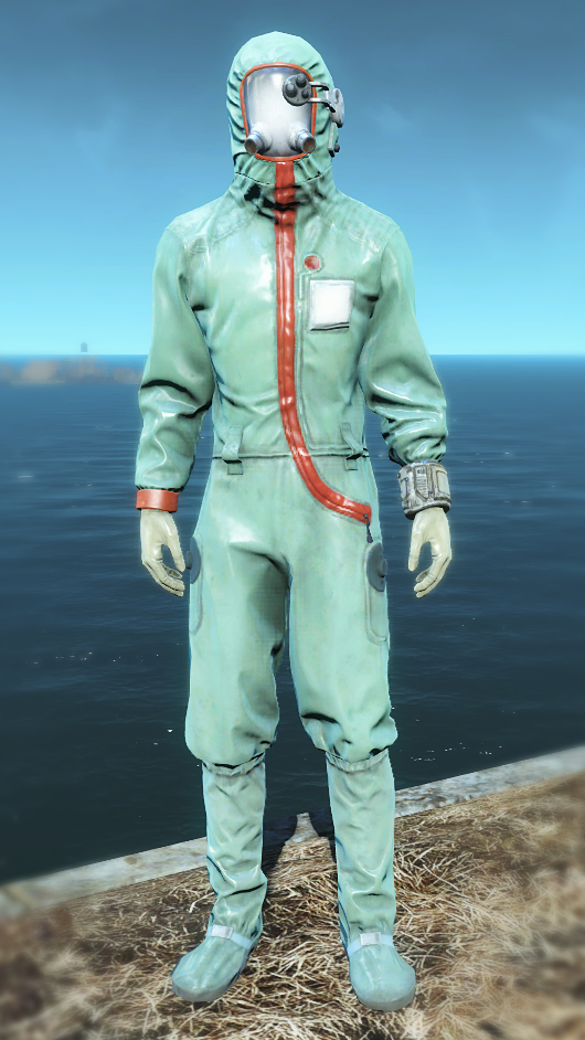Cleanroom suit | Fallout Wiki | FANDOM powered by Wikia